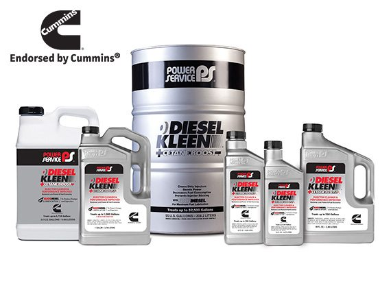 POWER SERVICE DIESEL ADDITIVES